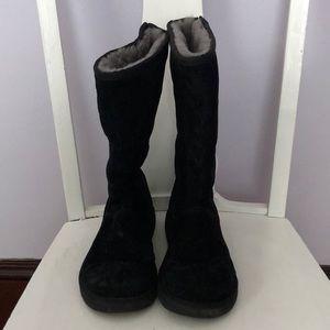 UGG Australia Knightsbridge Boots Black Sz 6
